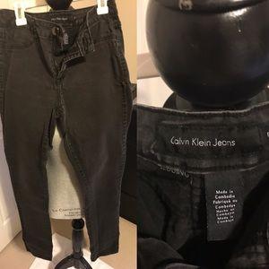 Calvin Klein skinnies